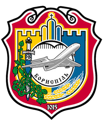 Coat of Arms of Borispol (Boryspil)