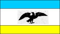 Flag of Taraschansky (Tarashchansky) raion